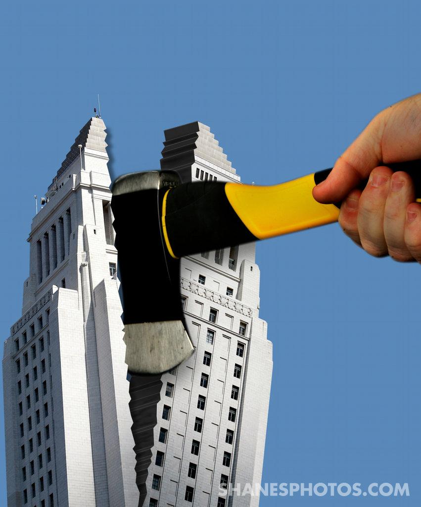 City Hall Budget Cuts