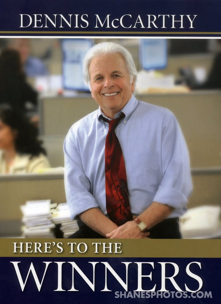 Los Angeles Daily News Columnist McCarthy's Book