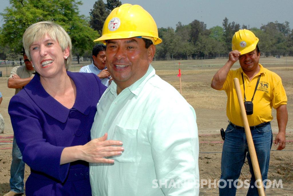 Los Angeles Councilwoman Wendy Greuel