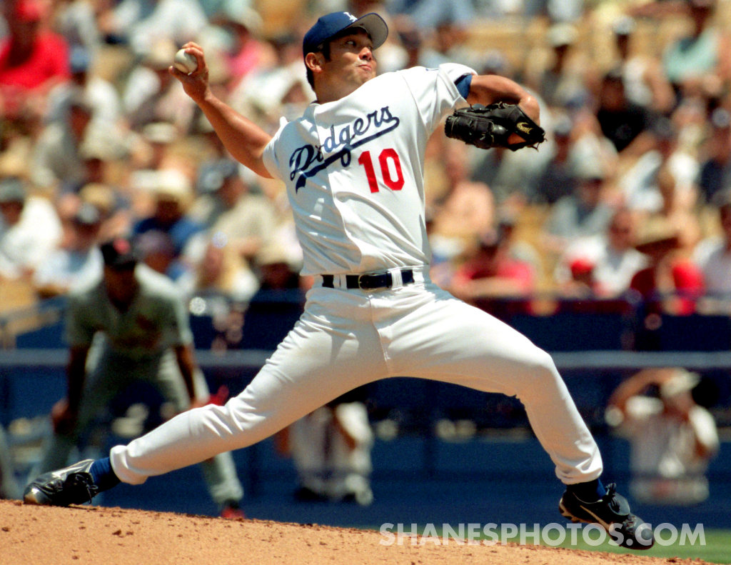 Los Angeles Dodgers vs St. Louis Cardinals - Tuesday July 16,2002