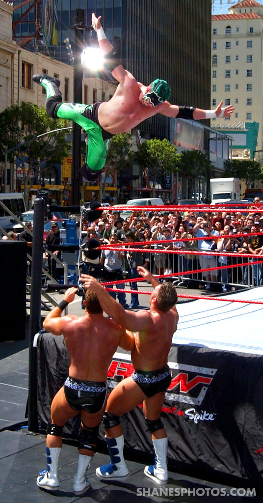 Wrestlemania Goes Hollywood