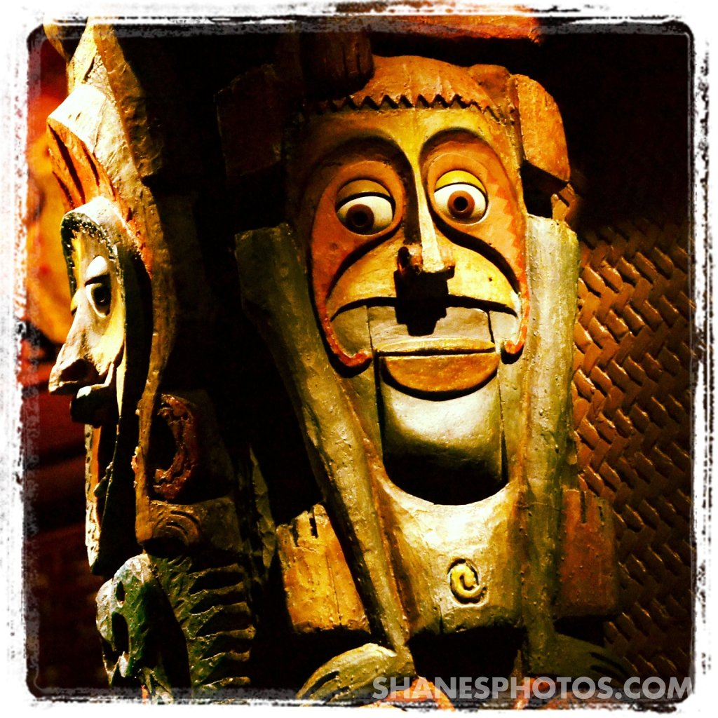 The Enchanted Tiki Room at Disneyland
