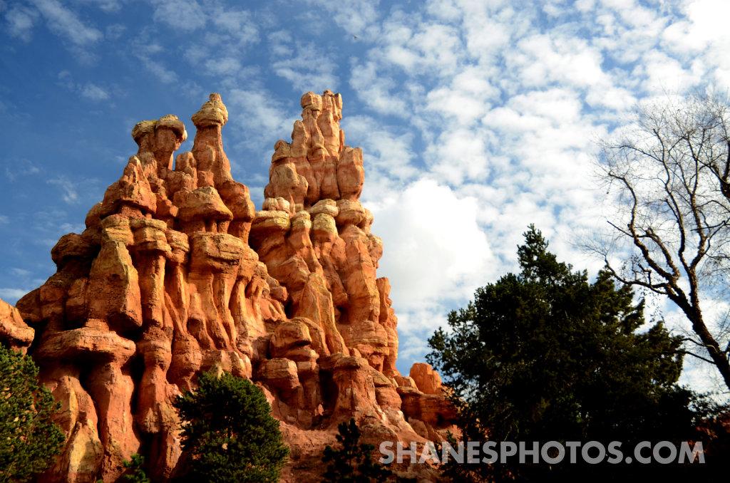 Big Thunder Mountain at Disneyland