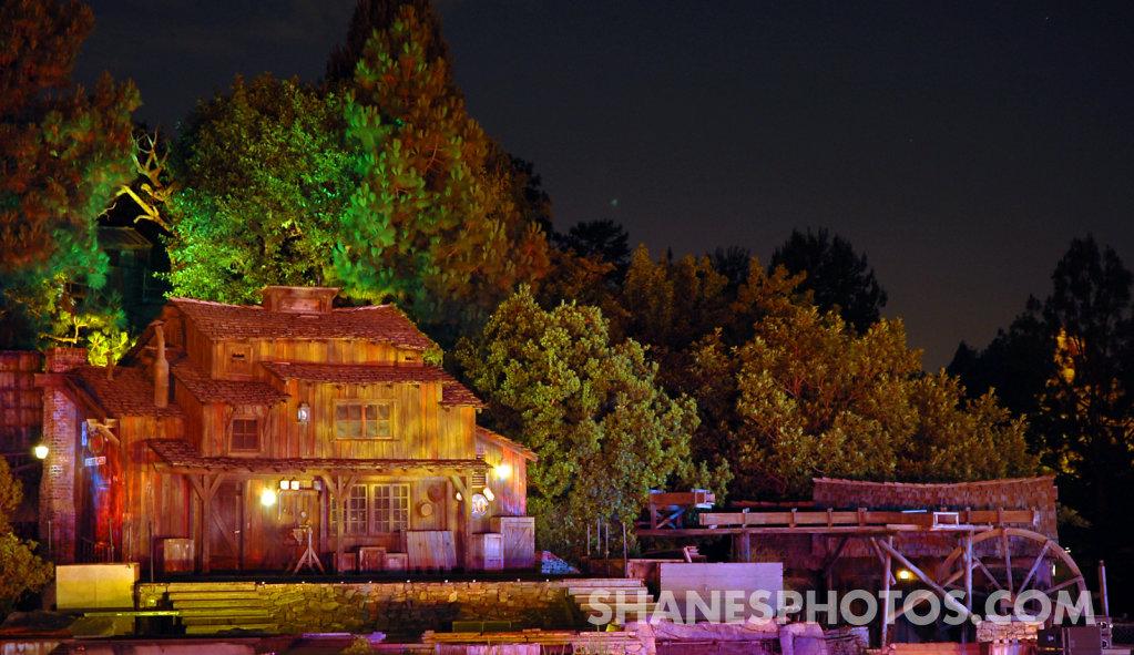 Harper's Cider Mill on Tom Sawyer Island at Disneyland