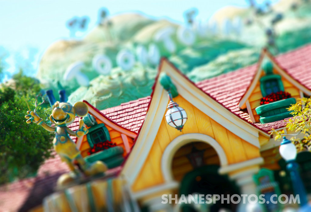 Mickey Mouse's House at Disneyland