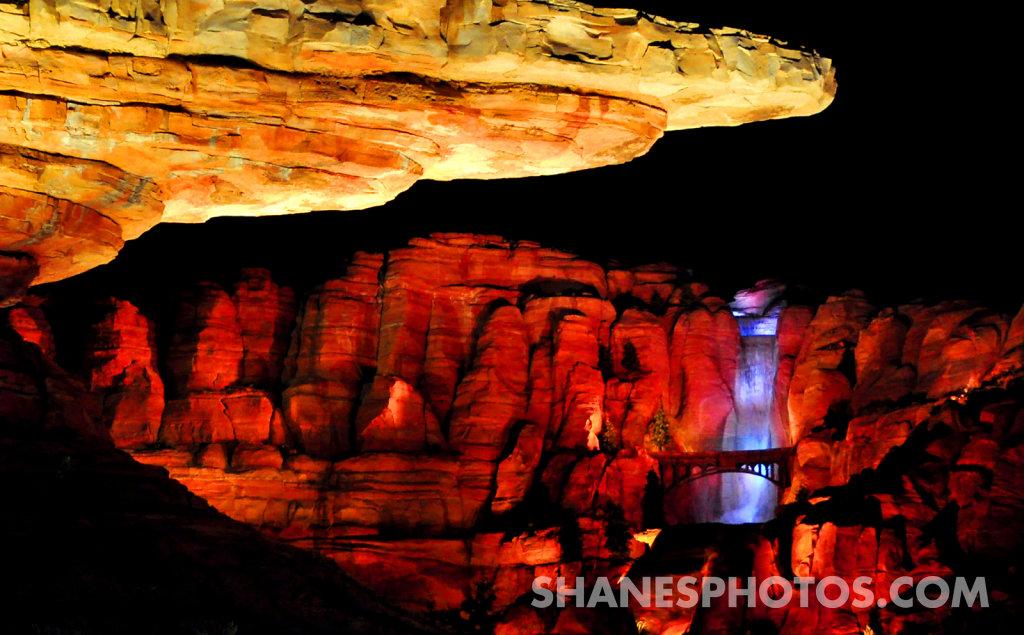 Radiator Springs at Disneyland California Adventures