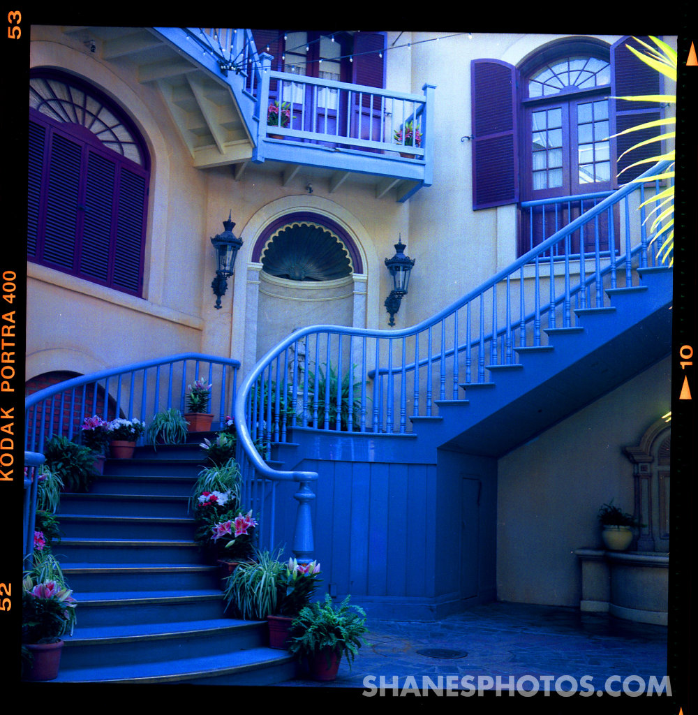 Court of Angels at Disneyland