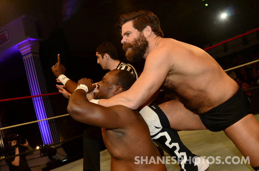 Championship Wrestling from Hollywood Television Taping - May 24